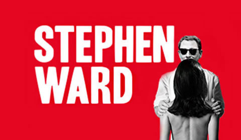 Poster of Stephen Ward the Musical at Aldwych Theatre