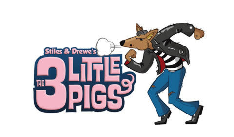 LETRA THREE LITTLE PIGS