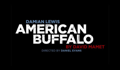 Poster of American Buffalo at Wyndham's Theatre