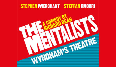 Poster of The Mentalists at Wyndham's Theatre